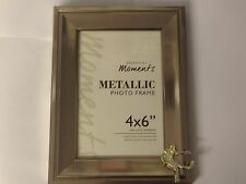 Football Tri Kick GT19 Fine English Pewter On PHOTO FRAME SILVER 6X4 Hang/Stand