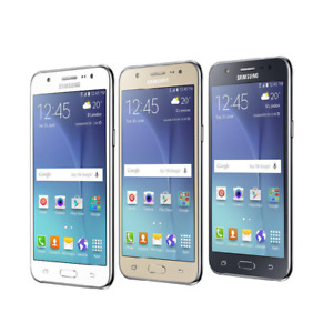 Original Unlocked Samsung Galaxy J5 Dual J500F 4G Factory Android Smartphone 5in