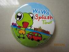 Wa Wa Splash Tour Cute Frog Pin/Brooch 1pcs