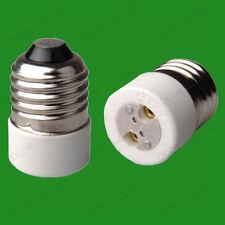 20x Edison Screw ES E27 To MR16 GU5.3 Light Bulb Adaptor Lamp Converter Holder
