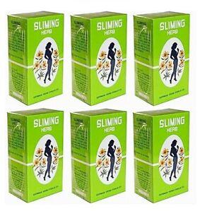300 BAGS GERMAN HERB SLIMMING DIET TEA FAT BURN SLIM FIT FAST DETOX LAXATIVE