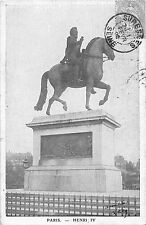 BF40891 paris henri IV statue france Famous People World leaders