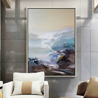 Abstract home sea hand-painted oil painting decoration wall art canvas pictures