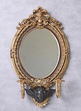 "Wall Mirror Wall Light Mirror Antique Floor Mirror Candlesticks """