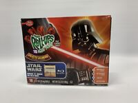 STAR WARS ~ FRUIT ROLL-UPS Limited Edition Galactic Wildberry Yoda & Darth Vader