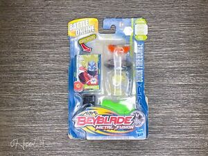 Beyblade Metal Fusion: BB-59 Burn Fireblaze 135MS HASBRO 2010 (Authentic)