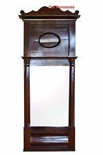 Biedermeier Spiegel Mahagoni Wandspiegel antik um 1820 Antiquitäten Die Kommode