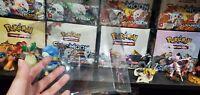 Pokemon Booster Box Plastic Protector Case 5pc