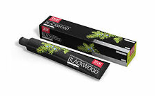 SPLAT Blackwood Whitening Zahncreme Zahnpasta (75 ml) Fluorfrei Aktivkohle