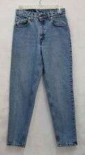 Vintage 90's distressed 550 Levi's Mom jeans relaxed fit tapered leg 28x29