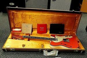 Fender 2-Tone Telecaster Thinline Ltd Edition! *Shop Demo Warranty! NORESERVE!!!
