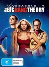 M Rated The Big Bang Theory Box Set DVDs & Blu-ray Discs