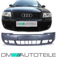 Audi A6 4B C5 Front Stoßstange vorne 01-04 Limo/ Avant grundiert Facelift+HALTER