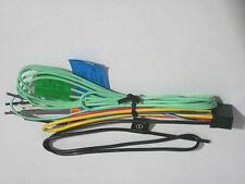 ORIGINAL JVC KW-NT50HDT WIRE HARNESS NEW OEM A8