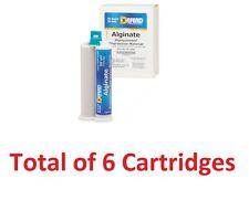 Defend Mydent Alginate Replacement Impression Material 6 Cartridges 50ml 2020 05