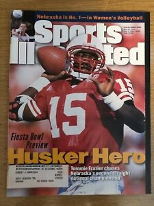 Tommy Frazier Sports Illustrated, December 25, 1995