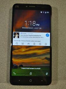 Clean ESN ZTE Blade X Max 32GB Z983 (Cricket) Android Smartphone