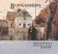 BLACK SABBATH Black Sabbath Deluxe Expanded Edition 2CD NEW Digipak Self-Titled