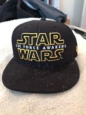 New Era Exclusive Star Wars The Force Awakens Japan Osaka Only Cap Limited Ed.