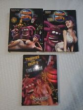 Tripping the Rift DVD Collection Seasons 1&2 Plus the Unrated Movie All Complete