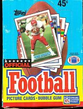 1989 TOPPS FOOTBALL  NFL  SEALED BOX 36 packs great year