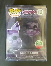 New ListingFunko Pop! Animation: Scooby-Doo Art Series with Pop! Hard Protector
