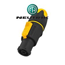 Neutrik Powercon Véritable 1 N-nac3fx-w P-out