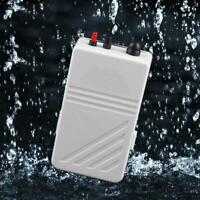 Aquarium batteriebetriebene Luftpumpe Belüfter Sauerstoff-mit Kit Air Aquar P7S3