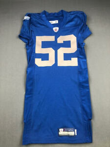 2010 Vinny Ciurciu Game Issued Detroit Lions Football Jersey Used Boston College