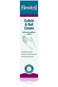 Flexitol Cuticle & Nail Cream   Promote Growth & Prevent Hanging Nails EXP 10/21