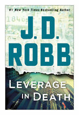 Leverage in Death (In Death, Book 47) by J. D. Robb (Mass Market Paperback,...