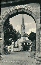 AK aus Judendorf-Straßengel, Wallfahrtskirche, Steiermark  (B2)