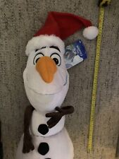 Disney Frozen OLAF Door Greeter New With Tags 22 Inches Tall