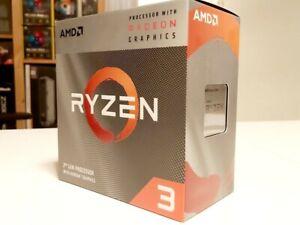 AMD Ryzen 3 3200g - 3.5 GHz Quad-Core (YD3200C5FHBOX) Processor