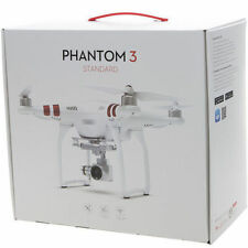 DJI Phantom 3 Standard Quadcopter Drone Fly Flying 2.7K HD Camcorder Air