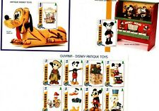 Guyana 1996 Disney Antique Toys Set of stamps 10 mint in blocks - Mickey Mouse