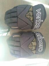 New Verbero Mercury Hg80 Senior Ice hockey gloves Size 14� Navy Retail $249 Sr