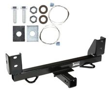"""Front Mount Trailer Tow Hitch For 92-97 Ford F-250 F-350 All Styles 2"""" Receiver"""