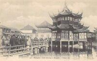 CPA CHINE SHANGHAI CITE CHINOISE