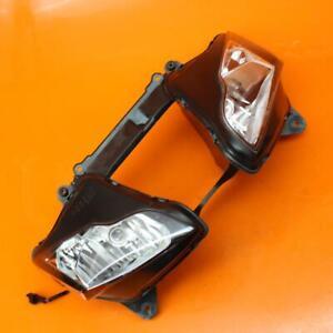 2011-2015 KAWASAKI NINJA ZX10R OEM FRONT HEADLIGHT HEAD LIGHT LAMP 23007-0155