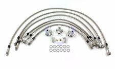 Bremsleitung - Stahlflex - Suzuki C/VLR 1800 Intruder - 11-teilig - Vorderachse