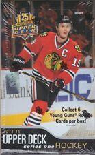 Upper Deck - 2014-15 - Hockey - Series 1 - Hobby Box