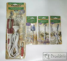 CLOVER - Mini Iron II - Combo Pack - Includes Large, Slimline and Ball Tip