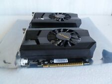PAIR OF PNY GEFORCE GT650 2048M GDDR5 PCIE GRAPHIC CARD
