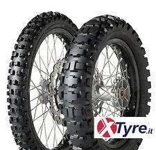 Dunlop D908 RR 90/90-21 54R + 140/80-18 70R Enduro Rally DOT NUOVI D 908