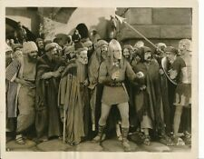 RAMON NOVARRO Original Vintage 1925 BEN HUR MGM Studio Biblical Silent Photo