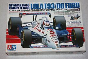 Tamiya 1/10 Scale Lola T93/00 Ford Indy Car Radio Controlled Car Kit