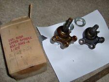 1954 1955 1956 56 Ford Victoria Fairlane 1957 Thunderbird NOS upper ball joints