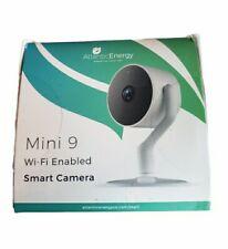 Atlantic Energy Mini 9 Wi-Fi Enabled Smart Camera
