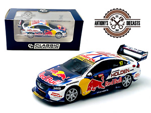 1:64 2020 Bathurst Winner -- Shane Van Gisbergen/Garth Tander -- Red Bull Holden
